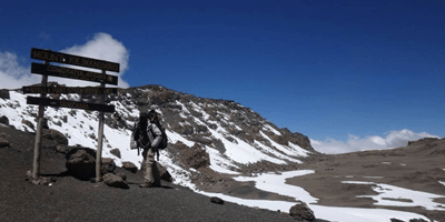 Climbing Machame Route 9Days