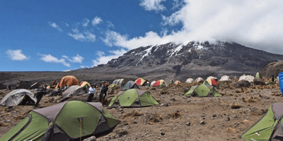 Kilimanjaro Climbing Machame Route 7Days